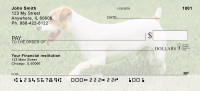 Jack Russell Terriers Personal Checks | DOG-08