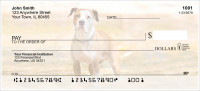 Bully Breed Appreciation Personal Checks | DOG-114
