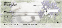 Maltese Dog Personal Checks | EVC-70