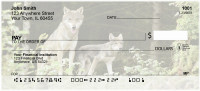 Watchful Wolves Personal Checks | EVC-94