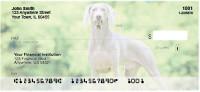 Weimaraner Dog Personal Checks