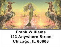 Sirens of the Sea Address Labels