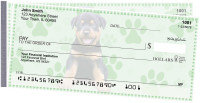 Rottweiler Pups Keith Kimberlin Side Tear Checks | STKKM-15