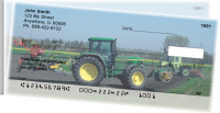 Tractors Side Tear Personal Checks | STTRA-02