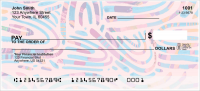 Groovy Arches Personal Checks by EttaVee  | VEE-05