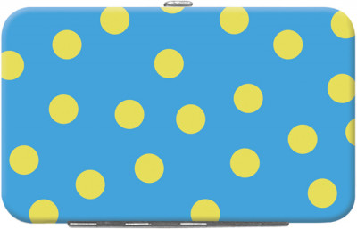 Dots Debit Mini Clutch | DCF-GEO01