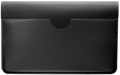 Black Vinyl Debit Card Cover | DVP-BLA01