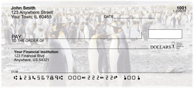 Penguin Checks Personal Checks | EVC-05