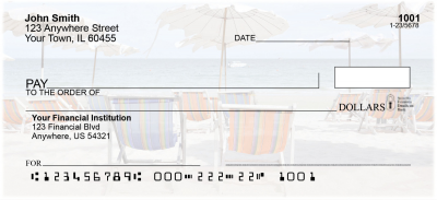 Beach Loungers Personal Checks | EVC-25