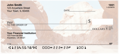 Canyons of America Personal Checks | EVC-36