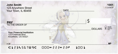 Fairy Toons Personal Checks | EVC-53