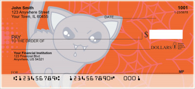 So Spooky Personal Checks | TVL-22
