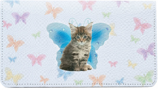 Cats Wing Series Keith Kimberlin Leather Cover