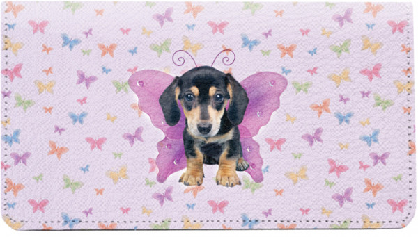 More Dogs Wing Series Keith Kimberlin Leather Cover