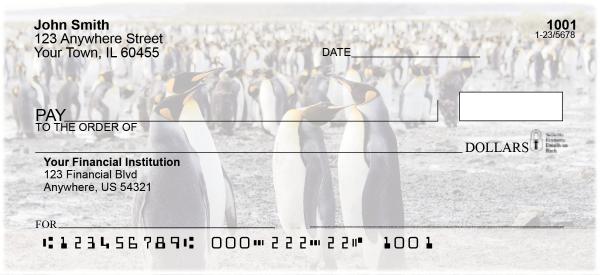 Penguin Checks Personal Checks