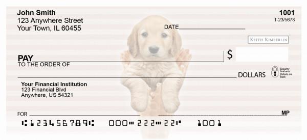 Gelato Pups Keith Kimberlin Personal Checks