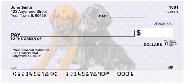 Great Dane Pups Keith Kimberlin Personal Checks