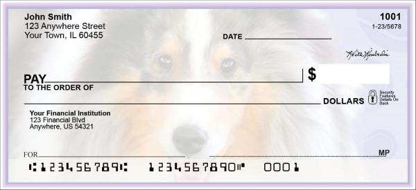 Collie Pups Keith Kimberlin Personal Checks