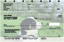 Australian Shepherd Personal Checks