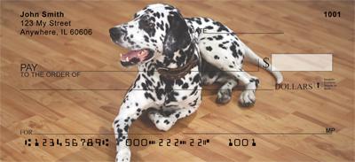Dalmatian Dogs Checks