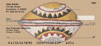 African Shields Personal Checks
