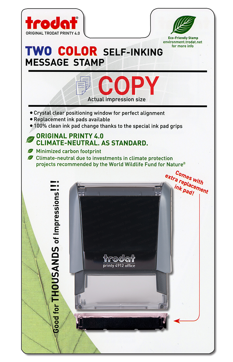 ''Copy'' Message Stamp