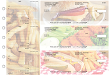 American Cuisine Standard Mailer Business Checks