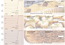 Bakery Standard Mailer Business Checks