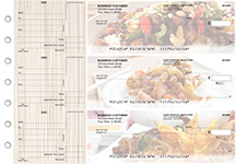 Chinese Cuisine Standard Mailer Business Checks