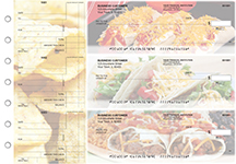 Mexican Cuisine Standard Mailer Business Checks