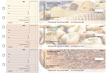 Bakery Itemized Counter Signature Business Checks