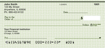 Green Safety Personal Checks