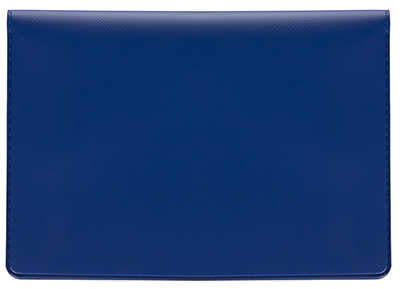 Blue_Vinyl_Top_Stub_Checkbook_Cover