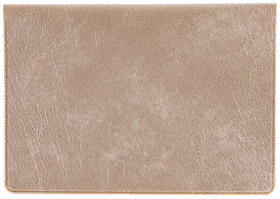 Parchment_Vinyl_Top_Stub_Checkbook_Cover