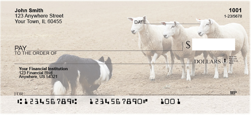 Border Collies at Work Personal Checks