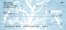 Garden Fairies Personal Checks