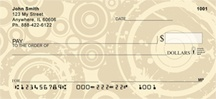 Round Rhapsody Personal Checks