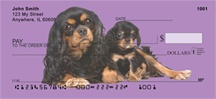 Cavalier King Charles Puppies Personal Checks