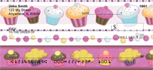 Colorful Cupcakes Personal Checks