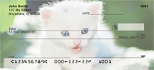 Cute Kitten Personal Checks