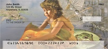 Fairy Children Personal Checks