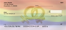 Gay Symbols Personal Checks