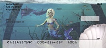 Mystical Mermaids Personal Checks