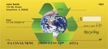 Recycle Now Personal Checks