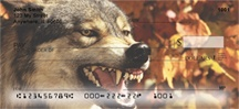 Watchful Wolves Personal Checks
