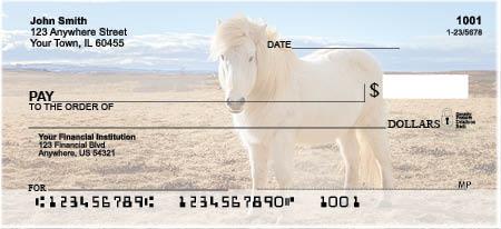 Wild Horses Personal Checks