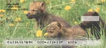 Wolf Cubs Personal Checks