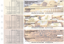Bakery Multi Purpose Designer Business Checks