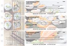 Japanese Cuisine Multi Purpose Designer Business Checks