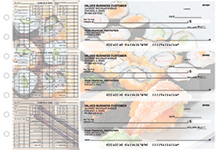 Japanese Cuisine Payroll Designer Business Checks
